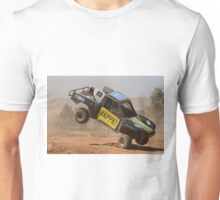 Tipping Trophy Kart Unisex T-Shirt