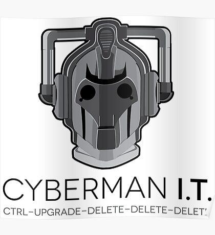 Cyberman I.T. Poster