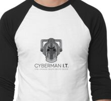 Cyberman I.T. Men's Baseball ¾ T-Shirt