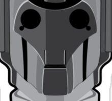 Cyberman I.T. Sticker