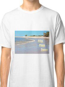 Flip Flop Zone Classic T-Shirt