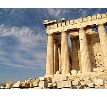 The Acropolis Photographic Print