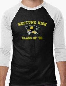 Neptune High Class of '06 (Worn) Men's Baseball ¾ T-Shirt
