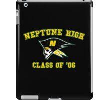 Neptune High Class of '06 (Worn) iPad Case/Skin