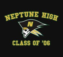 Neptune High Class of '06 by huckblade