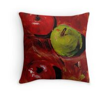 fruit no. 3 Throw Pillow