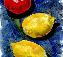 fruit no.6 by Peter Neish