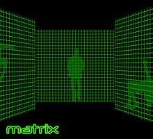 Matrix II by Graeme Hindmarsh Design