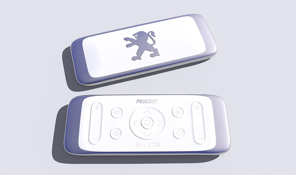 Aelita - console by Graeme Hindmarsh Design