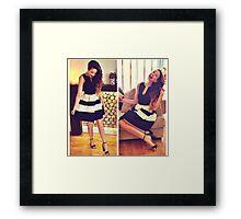 Zoe ... Framed Print