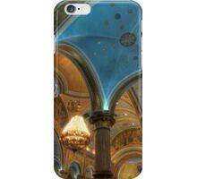 St. Nicholas Ukranian Church iPhone Case/Skin