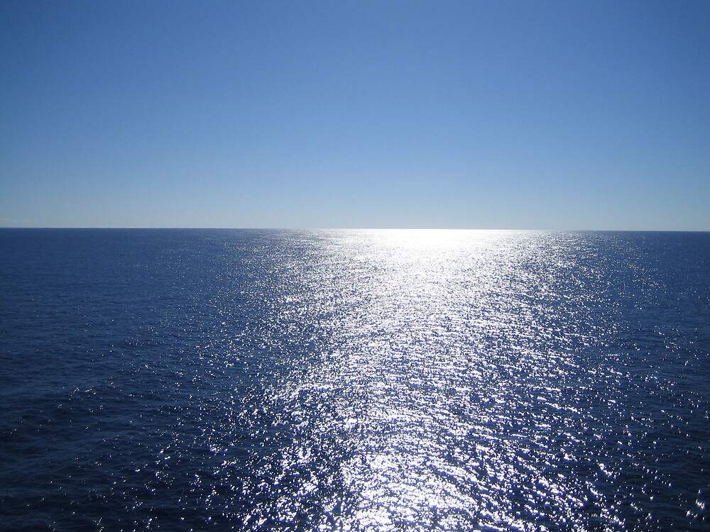 South Pacific Horizon by nicky