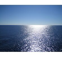 South Pacific Horizon Photographic Print