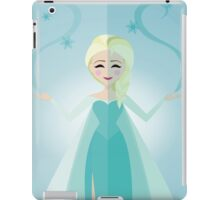 Symmetrical Princesses: Elsa iPad Case/Skin