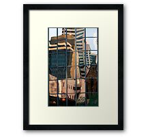 Gotham City MAybe Framed Print
