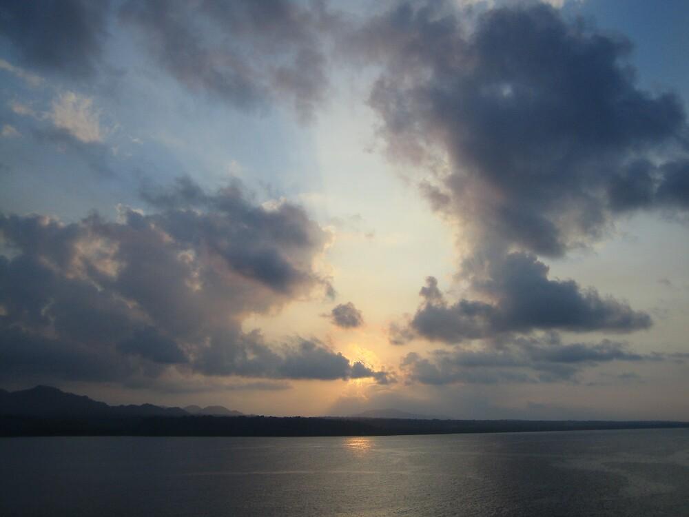 Wala Sunset by nicky