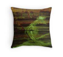 WDV - 537 - Mist Review Throw Pillow