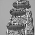 London Eye by Rob Hadfield