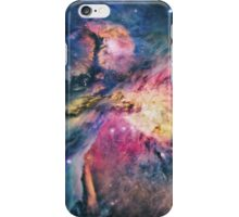 The awesome beauty of the Orion Nebula  iPhone Case/Skin