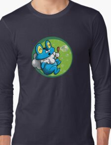 Bubbles for Froakie Long Sleeve T-Shirt