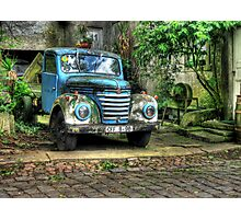 German Quality Photographic Print
