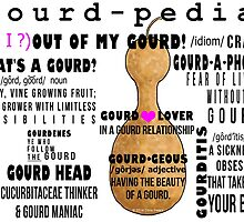 Gourd-pedia Travel Mug 1 by Subwaysign