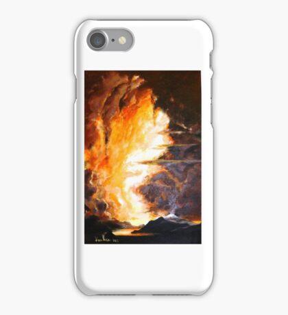 Ordovician Sunrise iPhone Case/Skin
