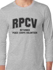 Peace Corps Volunteers Long Sleeve T-Shirt