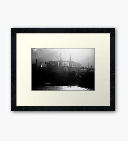 Westgate Bridge Framed Print
