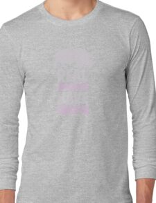 Real Unicorns Have Curves Long Sleeve T-Shirt