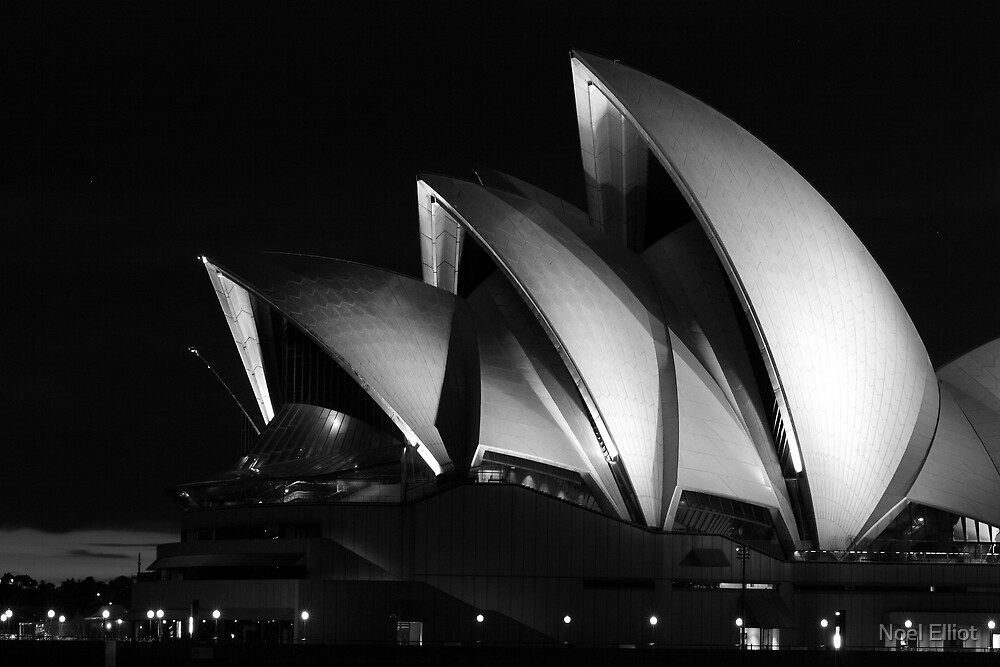 Sydney Opera House by Noel Elliot
