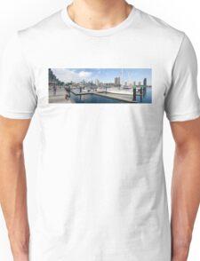 Docklands Panorama Unisex T-Shirt
