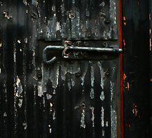 Black Locked by Stephen Mitchell