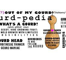 Gourd-pedia Standard Mug 2 by Subwaysign