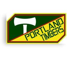 Portland Timbers Canvas Print