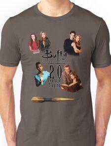 Buffy - 20 Years of Slaying Unisex T-Shirt