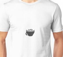The CoffeeScript Logo (semi-unofficial) Unisex T-Shirt
