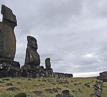 Rapa Nui 1 by Richard Morton