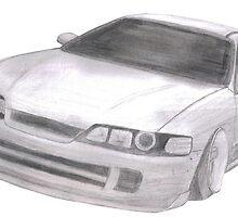 "DB8 Honda Integra ""Street Sweeper"" by SpoonaJay21"