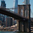 Brooklyn Bridge by Holly Werner