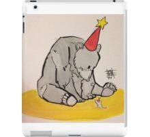 Birthday party  iPad Case/Skin