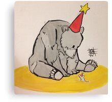 Birthday party  Canvas Print