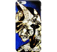 Mirrored Bat iPhone Case/Skin
