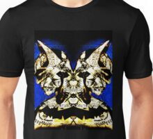 Mirrored Bat Unisex T-Shirt