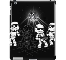 Dark Side Disco Dancing iPad Case/Skin
