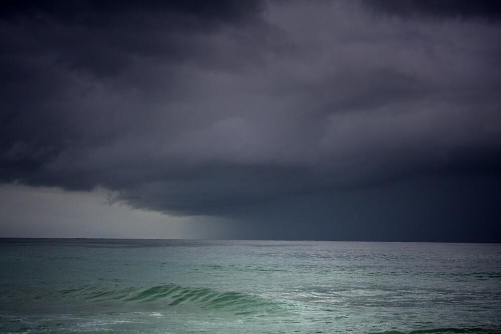dark seas by shhe