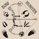 """Bow Hunter"" Gifts & Apparel by Sandy O'Toole"
