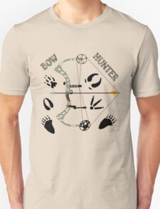 """Bow Hunter"" Gifts & Apparel Unisex T-Shirt"