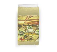 JRC Bamboo Bomber Duvet Cover