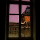 Colour Louvre Window by Leia